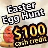 Easter Egg hunt at MTG Mint Card promote