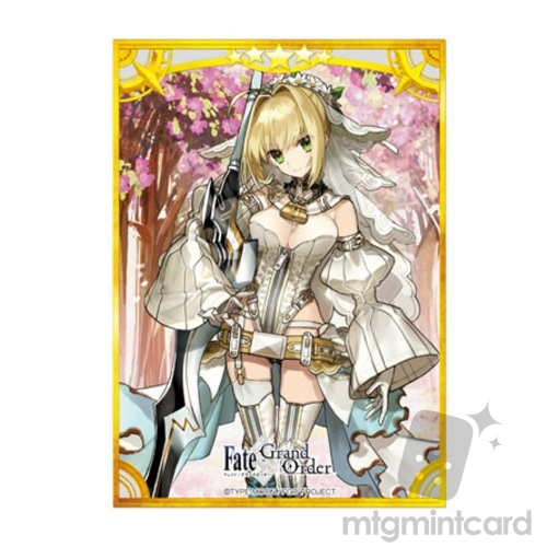 Broccoli 80 Character Sleeves - Fate/Grand Order - Saber/Nero Claudius - Bride