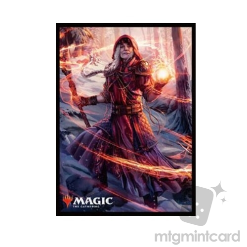 Ensky 80 - Magic MTG Players Card Sleeves - Dominaria - Jaya Ballard - MTGS-030