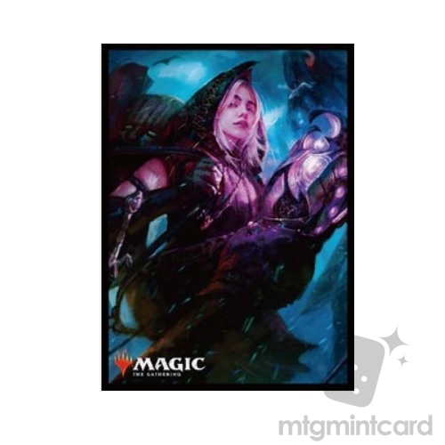 Ensky 80 - Magic MTG Players Card Sleeves - Dominaria - Relic Runner - MTGS-031