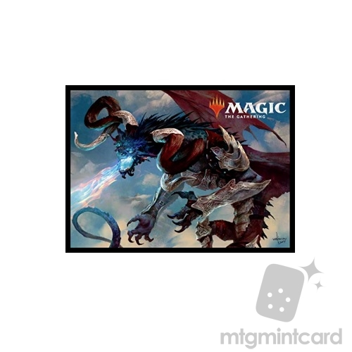 Ensky 80 - Magic MTG Players Card Sleeves - M19 - Palladia-Mors the Ruiner - MTGS-044