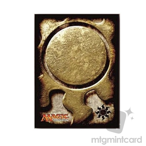 Ensky 80 - Magic MTG Players Card Sleeves - Mana Symbol - Plains - MTGS-017