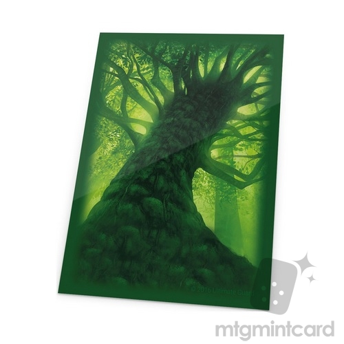 Ultimate Guard 80 - Printed Sleeves Lands Edition - Forest I - UGD010639