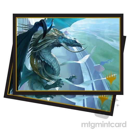 Ultra PRO 100 Magic Deck Protector Sleeves - Elder Dragons: Arcades, the Strategist - 86856