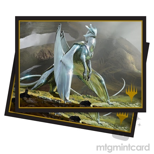 Ultra PRO 100 Magic Deck Protector Sleeves - Elder Dragons: Chromium, the Mutable - 86857