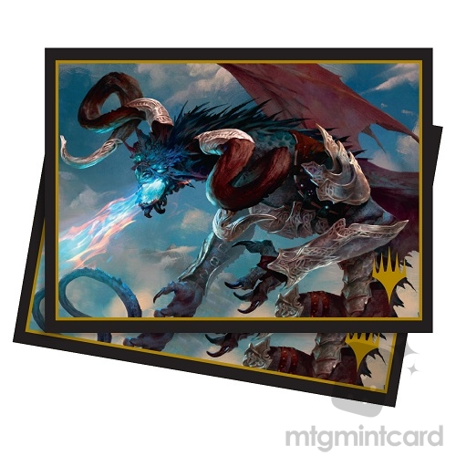 Ultra PRO 100 Magic Deck Protector Sleeves - Elder Dragons: Palladia Mors, the Ruiner - 86860
