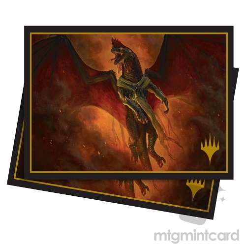 Ultra PRO 100 Magic Deck Protector Sleeves - Elder Dragons: Vaevictis Asmadi, the Dire - 86859