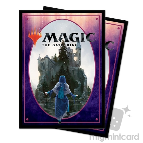Ultra PRO 100 Magic Deck Protector Sleeves - Throne of Eldraine - Into the Story - 18190