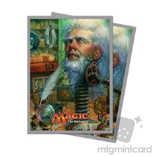 Ultra PRO 120 Magic Deck Protector Sleeves - Unstable - v1 Urza, Academy Headmaster - 86674