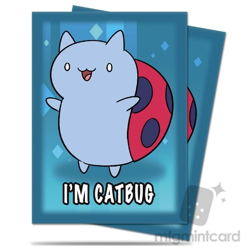 Ultra PRO 50 - Standard Deck Protector Sleeves - Bravest Warriors - Catbug - 84651