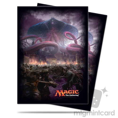 Ultra PRO 80 Magic Deck Protector Sleeves - Eldritch Moon - Emrakul, the Promised End - 86380