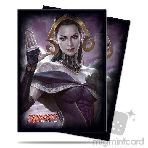 Ultra PRO 80 Magic Deck Protector Sleeves - Eldritch Moon - Oath of Liliana - 86382