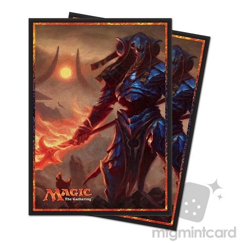 Ultra PRO 80 Magic Deck Protector Sleeves - Hour of Devastation - v2 Neheb - 86569