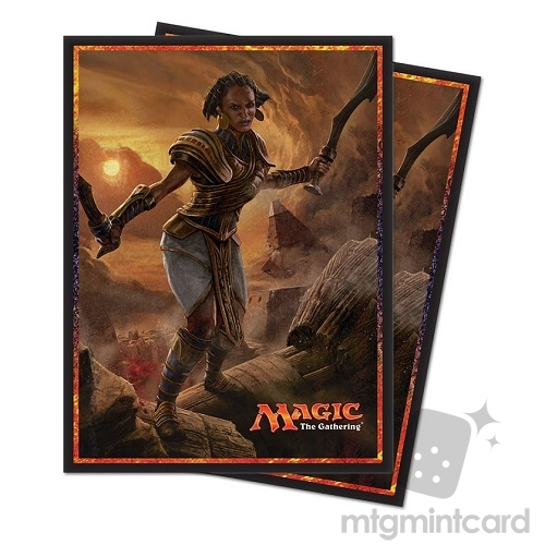Ultra PRO 80 Magic Deck Protector Sleeves - Hour of Devastation - v3 Samut - 86570