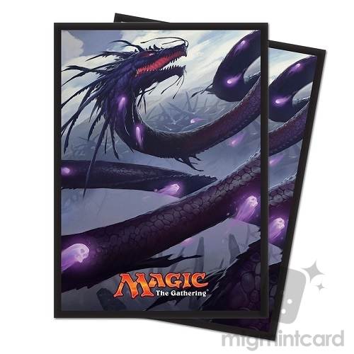 Ultra PRO 80 Magic Deck Protector Sleeves - Iconic Masters Kokusho, the Evening Star - 86605