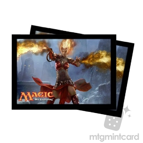 ULTRA PRO 80 MAGIC DECK PROTECTOR SLEEVES MTG MANA 4 PLANESWALKER JACE 86087