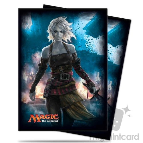 Ultra PRO 80 Magic Deck Protector Sleeves - Shadows over Innistrad – Nahiri – 86338