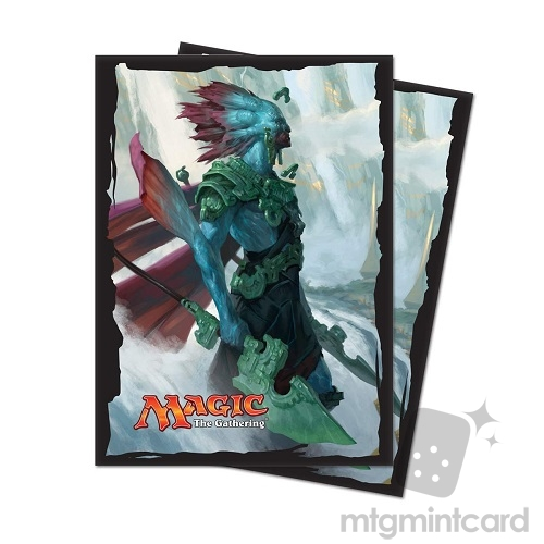 Ultra PRO 80 Magic the Gathering Deck Protector Sleeves - Rivals of Ixalan - v3 - 86654