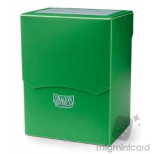 Dragon Shield Deck Shell Box - Green - AT-20404