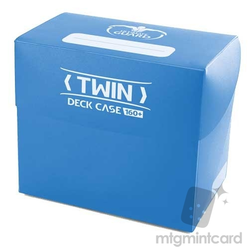 Ultimate Guard 160+ Twin Deck Case Box - Royal Blue - UGD010275