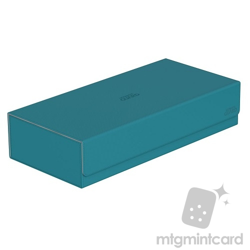 Ultimate Guard 550+ SuperHive XenoSkin Deck Case Box - Petrol Blue - UGD010874