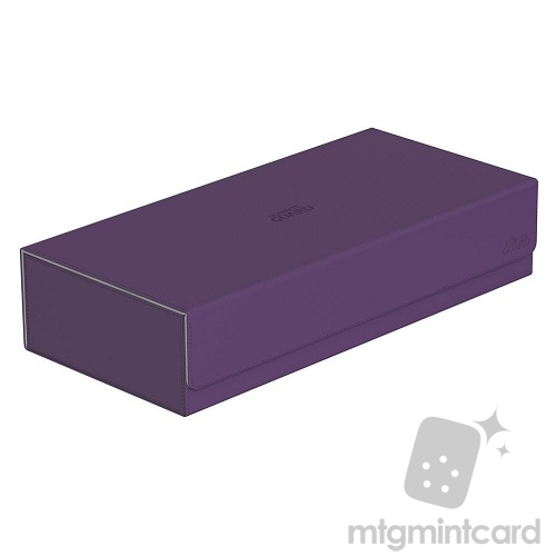 Ultimate Guard 550+ SuperHive XenoSkin Deck Case Box - Purple - UGD010875