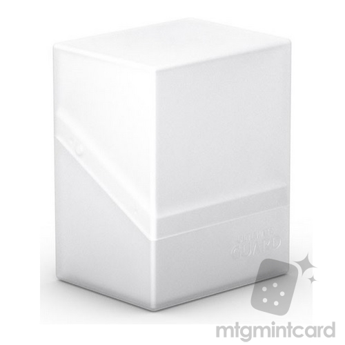 Ultimate Guard 80+ Boulder Standard Size Deck Case - Frosted - UGD010681