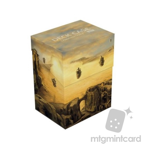 Ultimate Guard 80+ Deck Box - Lands Edition II - Plains - UGD010912