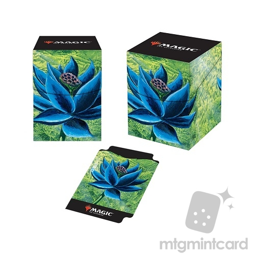 Ultra PRO Magic the Gathering 100+ Deck Box - Black Lotus - 86839