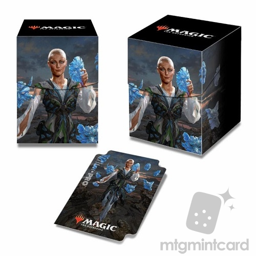 Ultra Pro Magic the Gathering 100+ Deck Box - Commander 2018 - v2 Estrid, the Masked - 86876