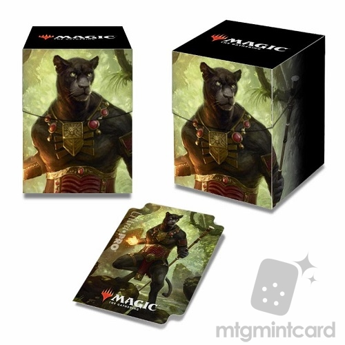 Ultra Pro Magic the Gathering 100+ Deck Box - Commander 2018 - v3 Lord Windgrace - 86877