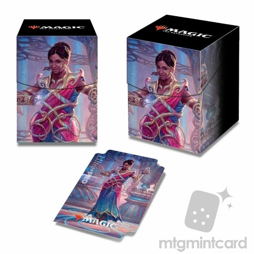 Ultra Pro Magic the Gathering 100+ Deck Box - Commander 2018 - v4 Saheeli, the Gifted - 86878