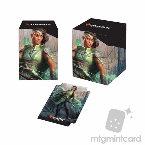 Ultra PRO Magic the Gathering 100+ Deck Box - Core Set 2019 - v5 Vivien Reid - 86793