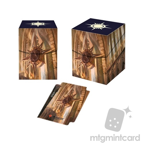 Ultra Pro Magic the Gathering 100+ Deck Box - Guilds of Ravnica - Orzhov Syndicate - 86924