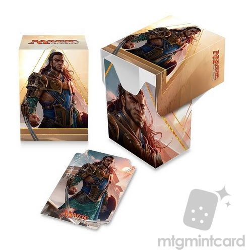 Ultra PRO Magic the Gathering Deck Box - Amonkhet - v1 Gideon - 86548