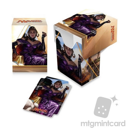 Ultra PRO Magic the Gathering Deck Box - Amonkhet - v2 Liliana - 86549