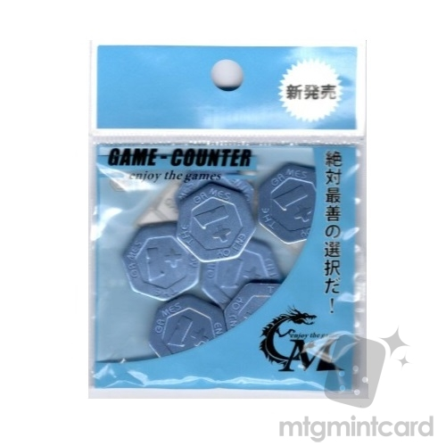 Card Master - Game Counter - Blue