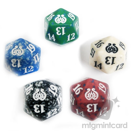 20-SIDED LIFE COUNTER DICE SET Aether Revolt
