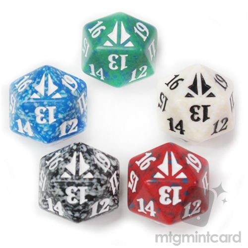 20-SIDED LIFE COUNTER DICE SET Oath of the Gatewatch