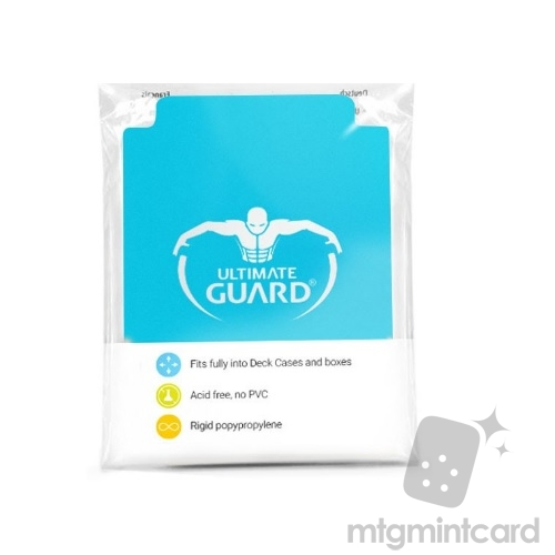 Ultimate Guard Card Dividers - Aquamarine - UGD010509