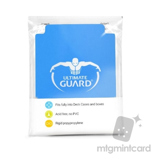 Ultimate Guard Card Dividers - Blue - UGD010359