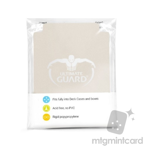 Ultimate Guard Card Dividers - Sand - UGD010360