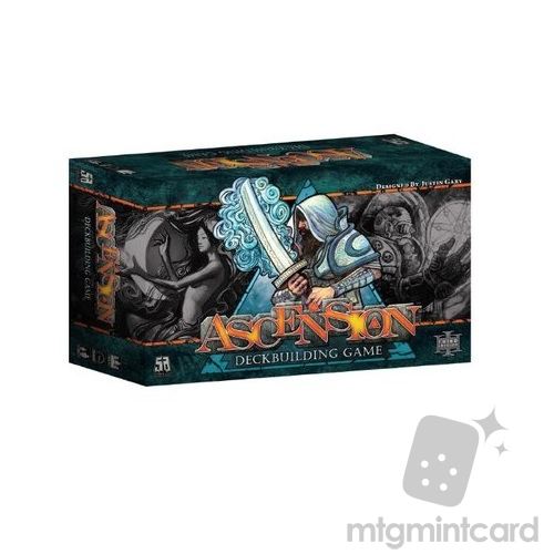 ASCENSION: 3rd Edition - A Fantasy Deckbuilding Game (Core Set)- 10060