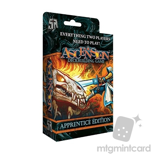 ASCENSION: Apprentice Edition Game 2-player Deckbuilding - 10061