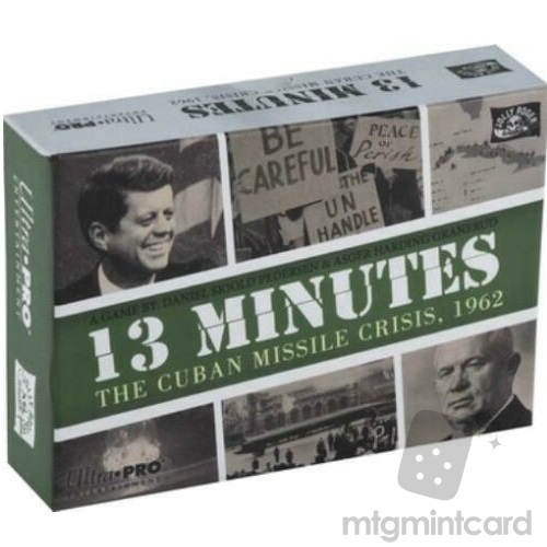 Jolly Roger Games - 13 Minutes: The Cuban Missile Crisis 1962  - 11963