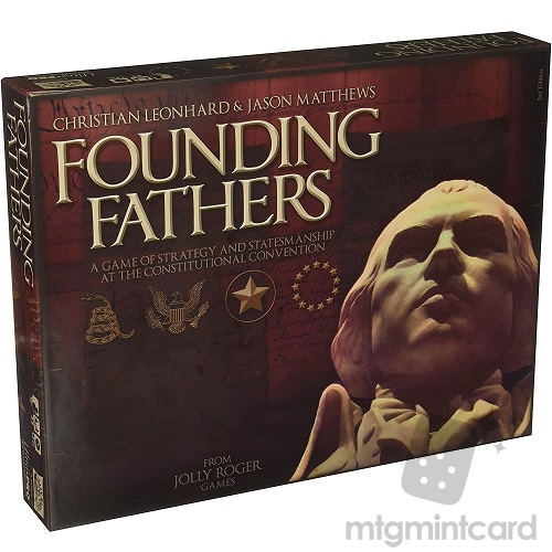 Jolly Roger Games - Founding Fathers - A game of the early American republic - 11787