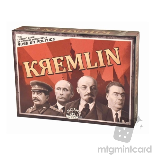 Jolly Roger Games - KREMLIN - A game of Political Intrigue - 11917