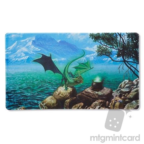 Dragon Shield Playmat - Matte Mint Bayaga - AT-21525