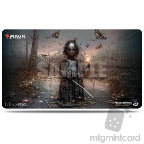 Ultra PRO Magic the Gathering Playmat - Commander 2018 - Small - v1 Aminatou the Fateshifter - 86884