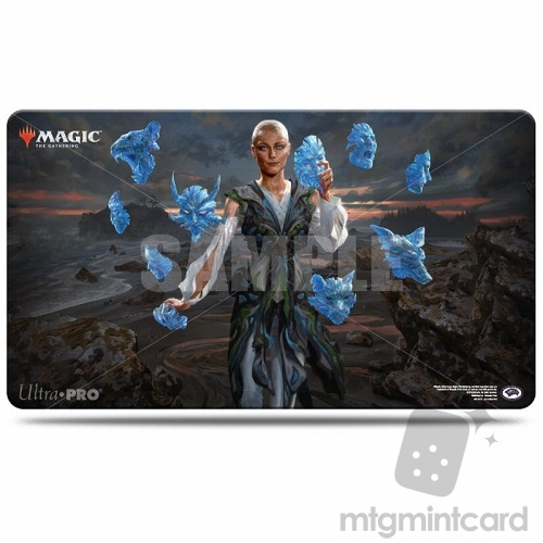 Ultra PRO Magic the Gathering Playmat - Commander 2018 - Small - v2 Estrid, the Masked - 86885